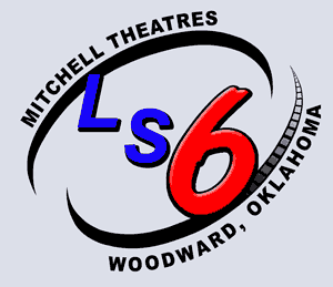 Lakeside Cinema 6 Mini Logo