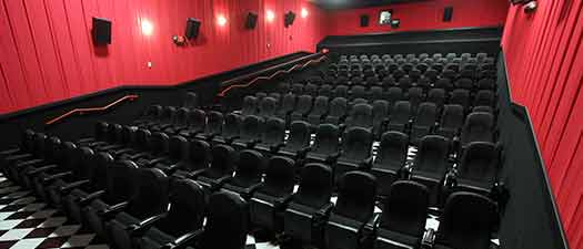 Image from Lakeside Cinema 6
